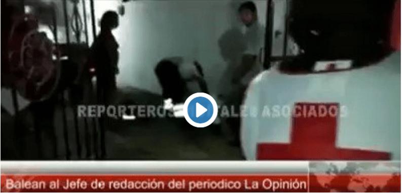 Y ahora tirotean a periodista en Veracruz; lo reportan grave