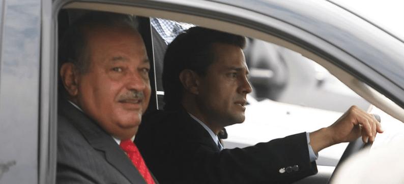Tras aval de Slim al NAIM, la Corte libera a Telmex de la tarifa cero