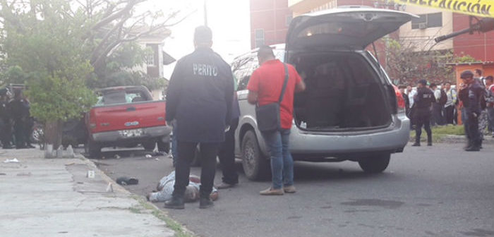 Sindicalistas se enfrentan a balazos en Veracruz: 2 muertos y 12 heridos