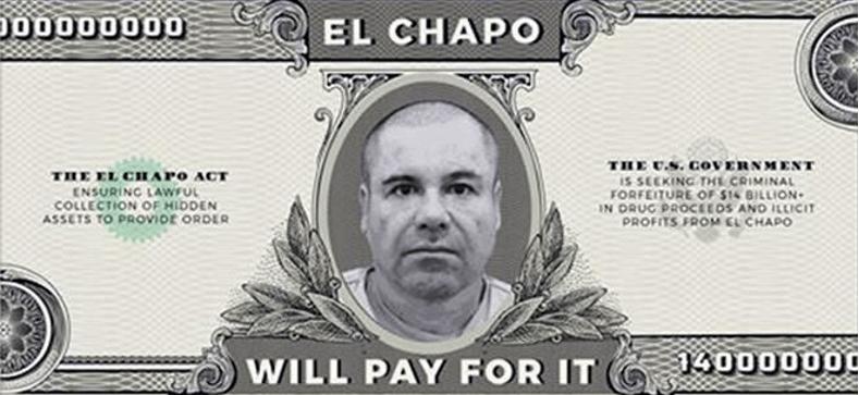 Propone Ted Cruz que El Chapo pague el muro