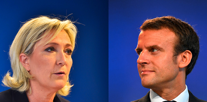 Macron vs. Le Pen: ¿Cuáles son sus posturas económicas?