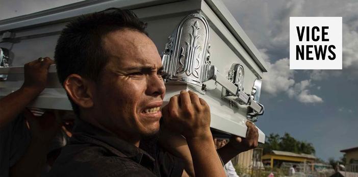 10 años de Guerra contra el narco': aquí están todos los textos de VICE News