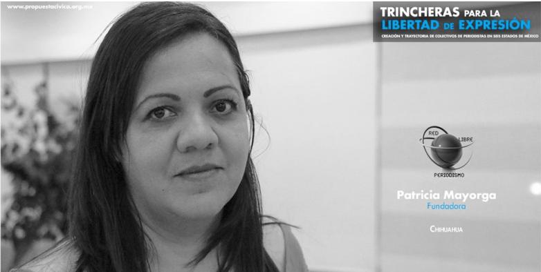 Patricia Mayorga, corresponsal de Proceso en Chihuahua, es galardonada con premio del CPJ