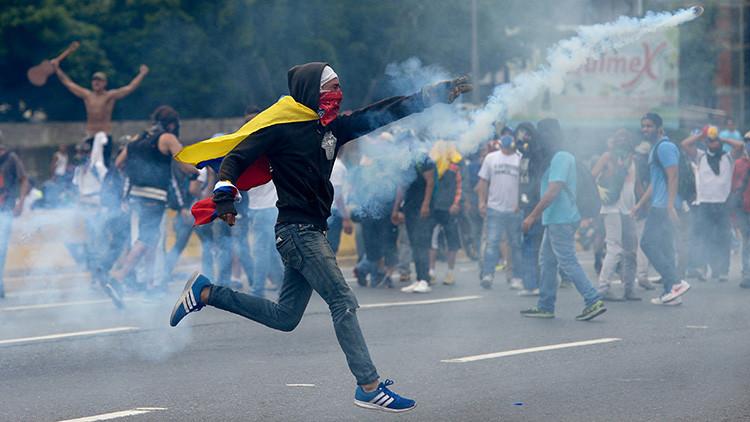 Venezuela: la derecha busca un baño de sangre