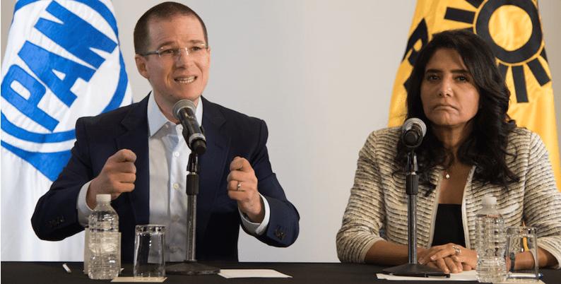 Anaya y Barrales ya perdieron, afirma liderazgo del PRD