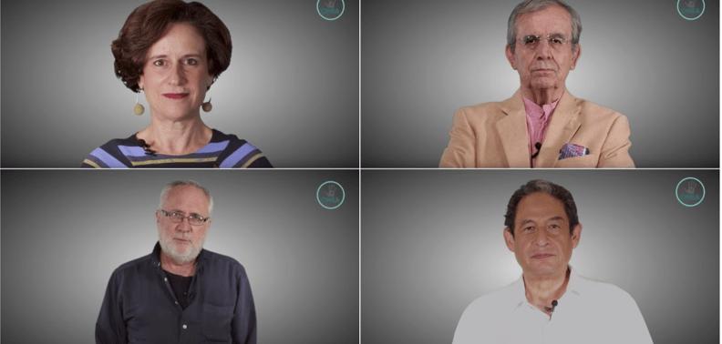 Intelectuales llaman a sacar al PRI del Edomex (VIDEO)