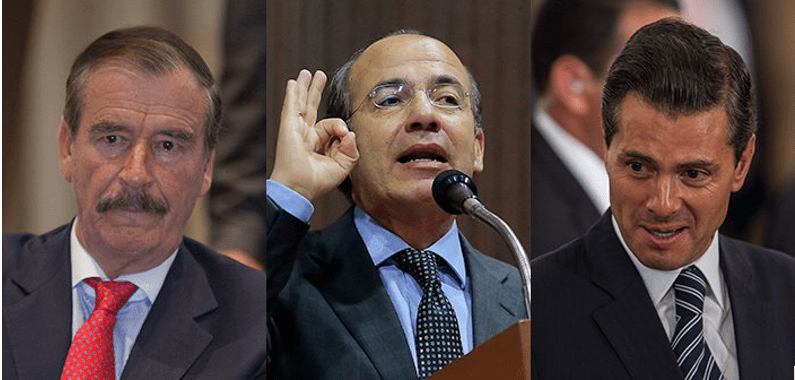Investigación de Odebrecht alcanza a Fox, Calderón y Peña