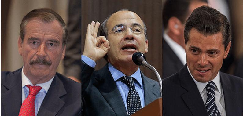 Entre Fox, Calderón y Peña desmantelaron a Pemex