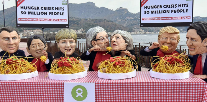 EU frena progresos climáticos en cumbre del G7