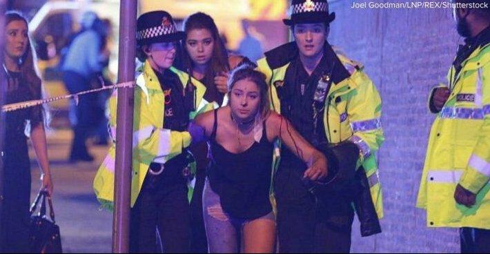 Identifican al autor del bombazo en concierto de Manchester