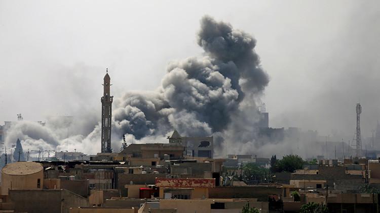Bombardeo de EU mató a 100 civiles en Irak