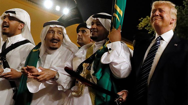 Trump pide a árabes luchar contra el terrorismo
