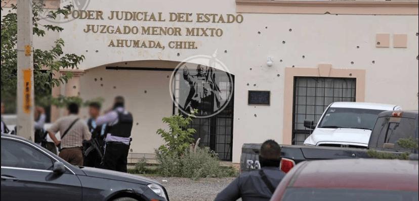 """No nos van a amedrentar"", advierte Corral tras ataque a ministeriales"