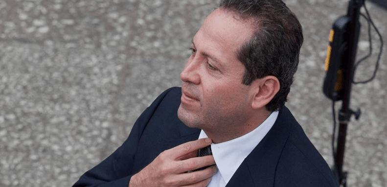 Eruviel Ávila deja la dirigencia del PRI en la CDMX