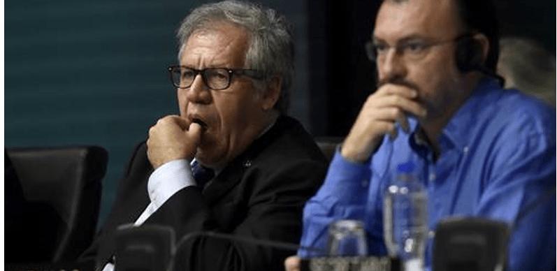 El fracaso de la OEA en su golpeteo contra Venezuela
