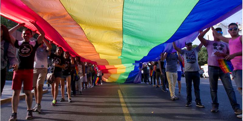 La CNDH pide a mexicanos retirar estigmas a la comunidad LGBTTTI