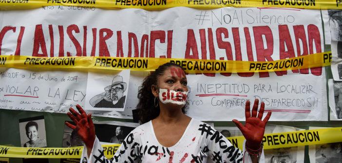 Impunes, 9 de cada 10 ataques a periodistas: CNDH