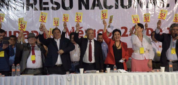El PT decide ir en alianza con AMLO y Morena para el 2018
