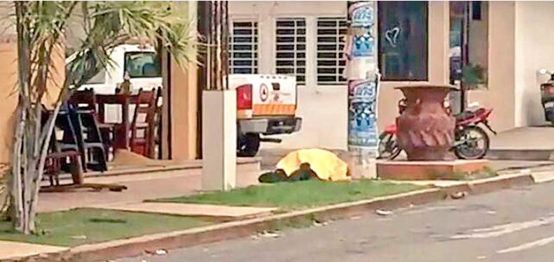 Ejecutan al comisario de la Policía Federal en Veracruz