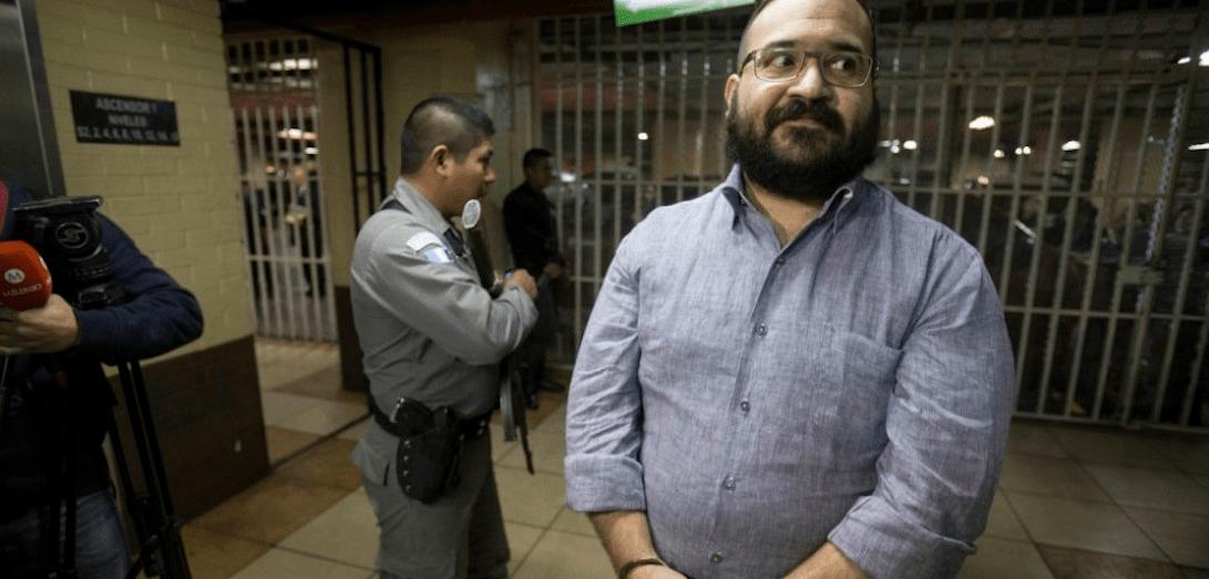 El hambre del corrupto (o la dieta de miel y limón de Javier Duarte)