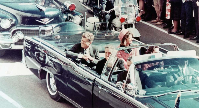 Revelan documentos de CIA y FBI sobre el asesinato de JFK