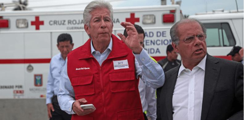 Ruiz Esparza intimida a los deudos del socavón