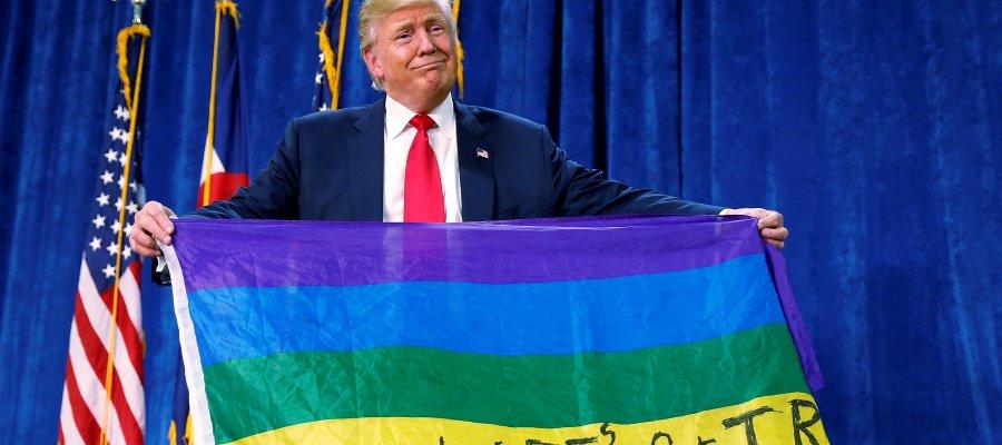 Veta Trump a transgéneros en las fuerzas armadas