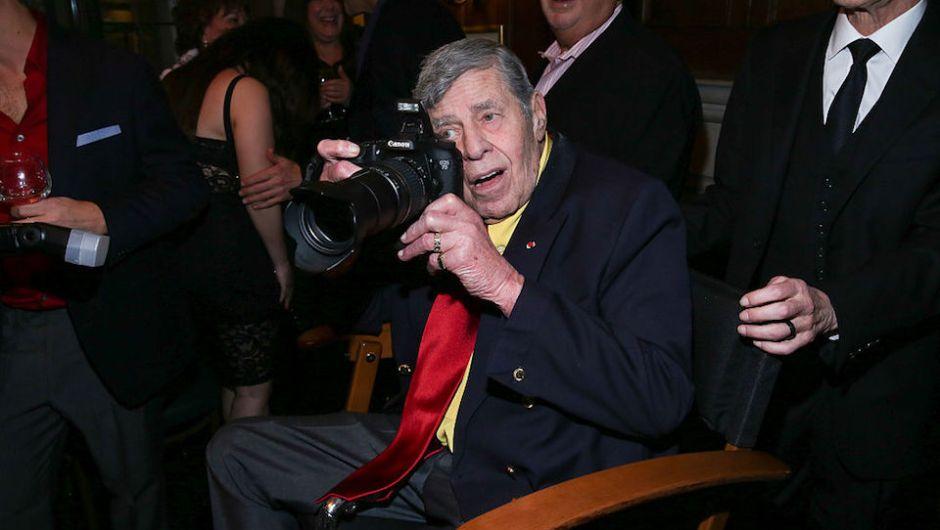 Muere el legendario actor Jerry Lewis a los 91 años