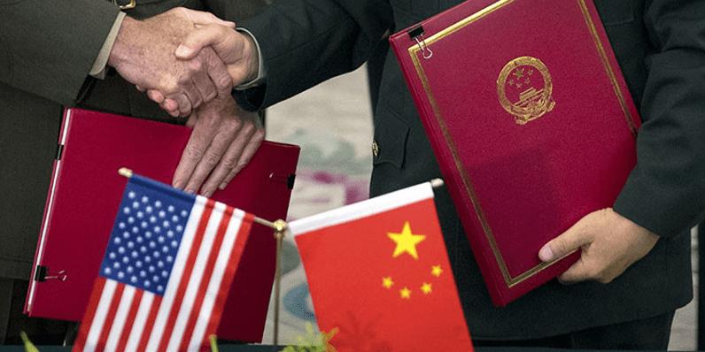 China y EU abren canal de comunicación directa