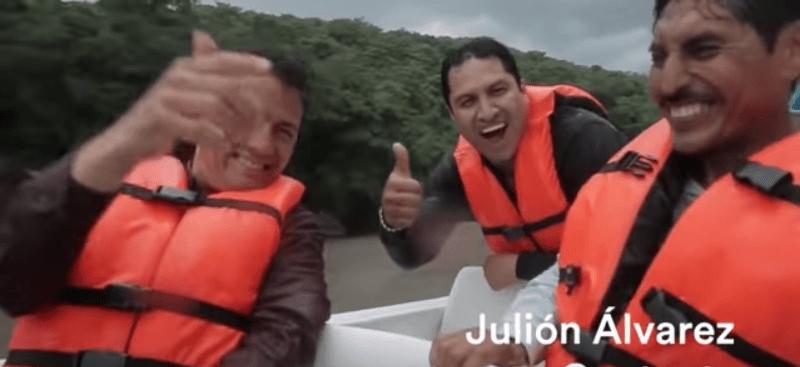 Y ahora Televisa echa a Julión Álvarez de La Voz Kids