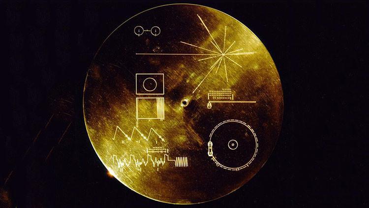 Los mapas que la NASA mandó al espacio para que los ETs nos encuentren (FOTOS)