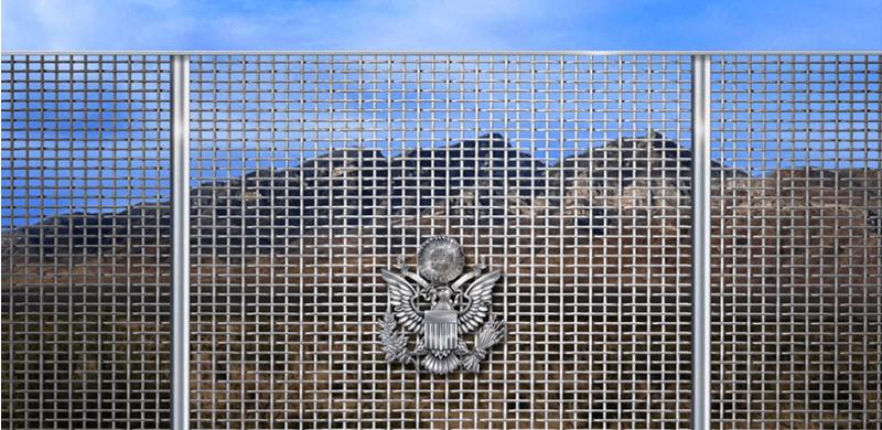 Desde EU y desde México: Las dos caras del muro (VIDEO)