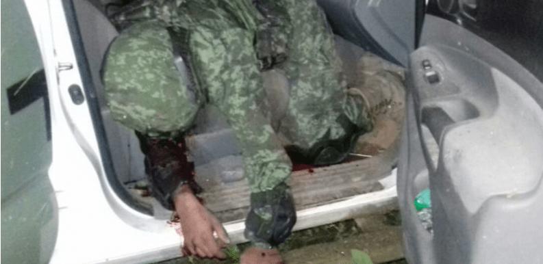 Enfrentamiento en Teloloapan: ocho civiles y un soldado muertos