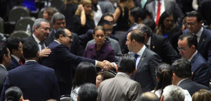 Aprueban diputados reforma para eliminar el fuero