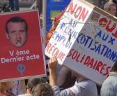 Reforma laboral de Macron causa revueltas