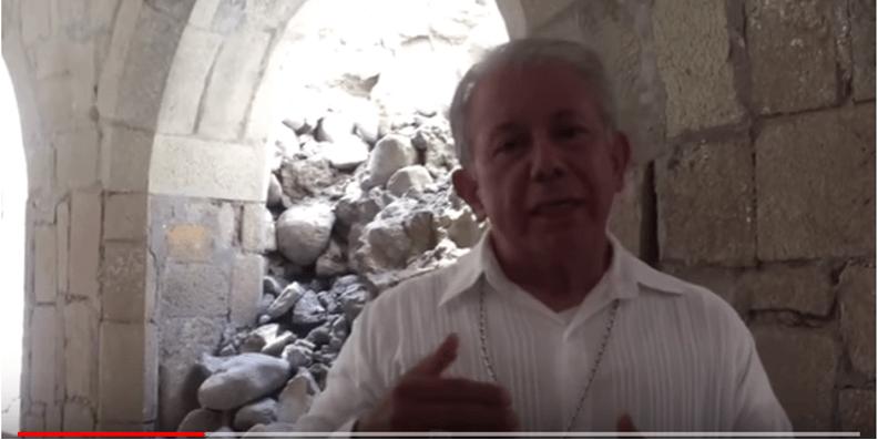 Acusa obispo de Cuernavaca desvío de ayudas por el DIF de Graco (VIDEO)
