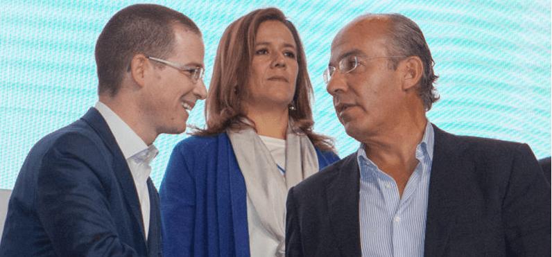 Anaya le coquetea a Calderón: pasa de las amenazas al elogio