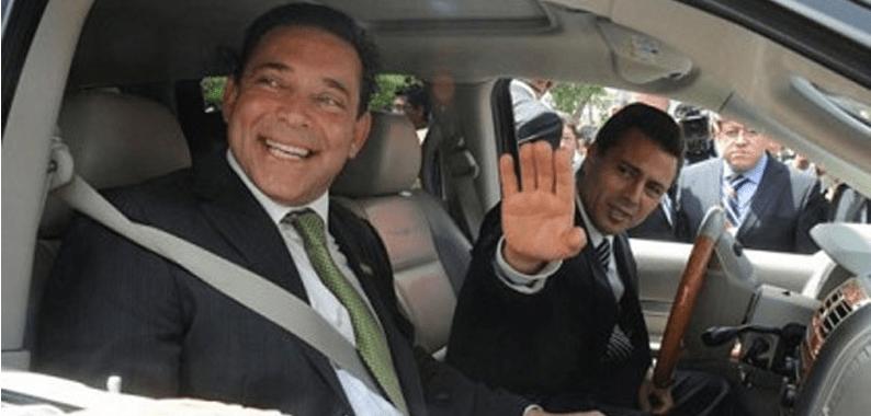 Emprenden extradición a EU del exgobernador Eugenio Hernández