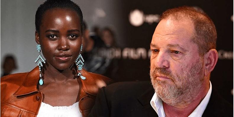Lupita Nyong'o: Weinstein me ofreció éxito a cambio de sexo