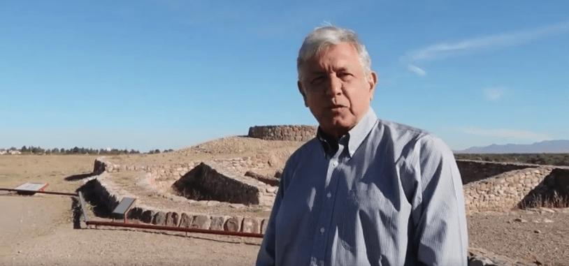 A consulta, el plan de desarrollo de Morena: AMLO (VIDEO)