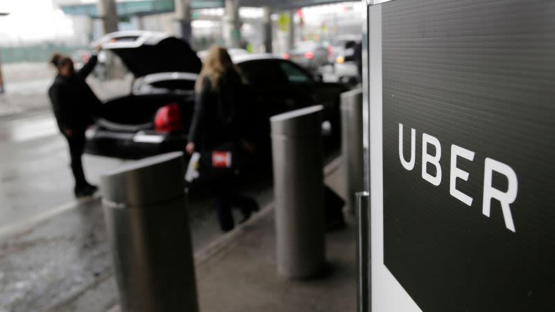 Hackean data de 57 millones de  usuarios de Uber