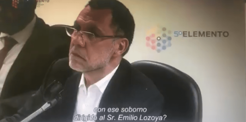 Ex presidente de Odebrecht confiesa pago de sobornos a Lozoya (VIDEO)