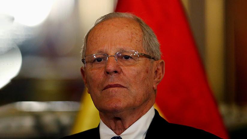 Piden 'impeachment' contra presidente de Perú por Odebrecht