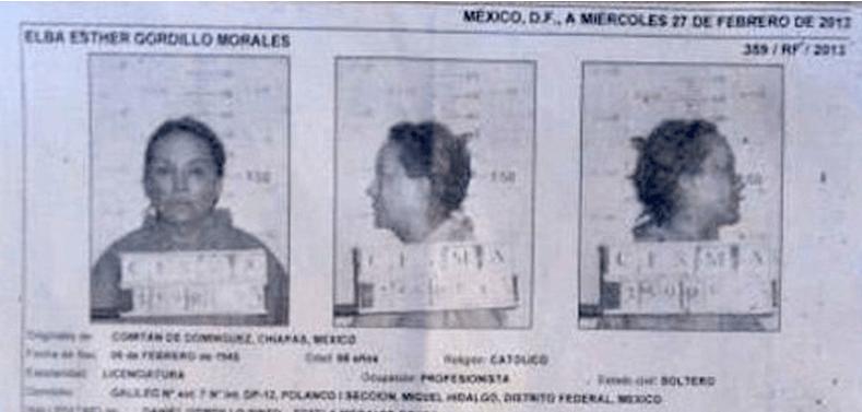 Elba Esther Gordillo, a prisión domiciliaria; Panal va con el PRI