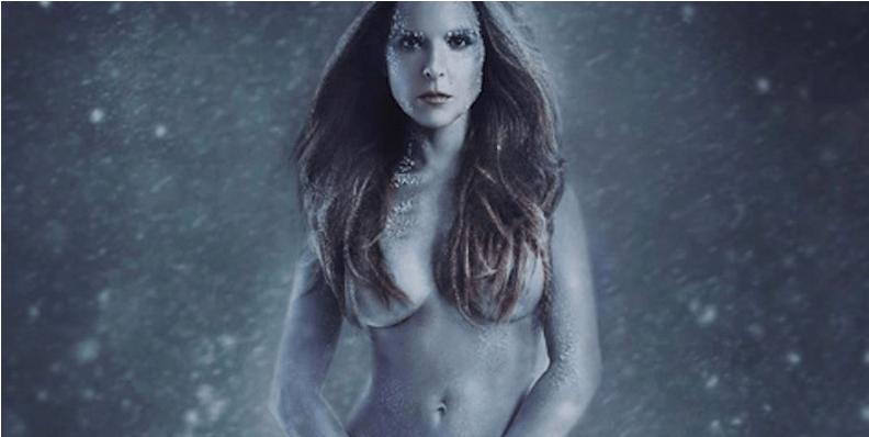El desnudo a Kate en campaña contra uso de pieles de animales (VIDEO)