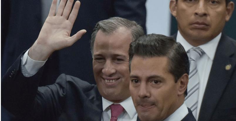 Satisfecho con su tercer lugar, Meade respalda a Peña y avala a Ochoa
