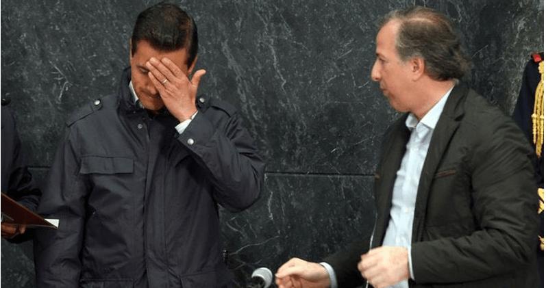 """La campaña de Meade, """"atrapada en el pantano de la corrupción"""""""