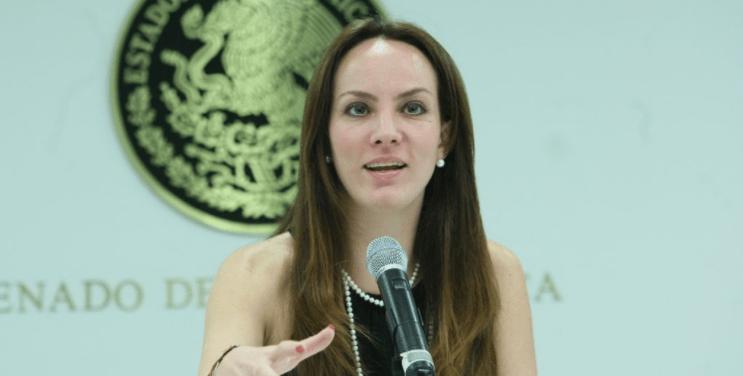 Gabriela Cuevas renuncia al PAN y se pasa con AMLO (VIDEO)