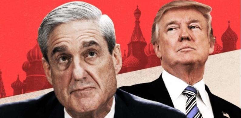 Cuestiona Trump al fiscal de la trama rusa