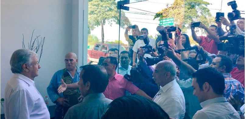 Empresarios de Tabasco que combatieron a AMLO, ahora lo apoyan